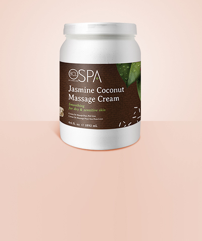 Jasmine Coconut Massage Cream