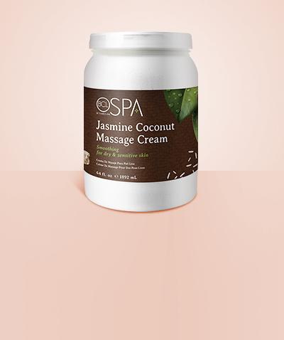 Jasmine Coconut Massage Cream